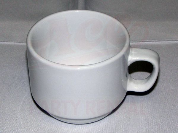 Coffee Cup Standard White